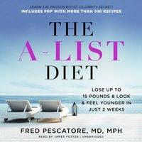 A-List Diet - Opracowanie zbiorowe - audiobook