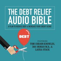 Debt Relief Bible - Tom Corson-Knowles - audiobook