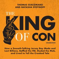 King of Con - Thomas Giacomaro - audiobook