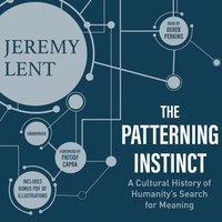 Patterning Instinct - Jeremy Lent - audiobook