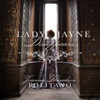 Lady Jayne Disappears - Joanna Davidson Politano - audiobook