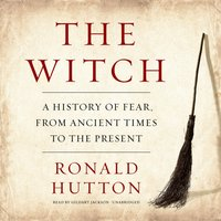 Witch - Ronald Hutton - audiobook