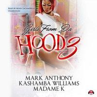 Girls from da Hood 3 - Mark Anthony - audiobook