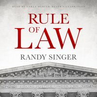 Rule of Law - Randy Singer - audiobook