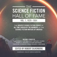 Science Fiction Hall of Fame, Vol. 1, 1929-1964 - Robert Silverberg - audiobook
