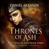 Thrones of Ash - Daniel Arenson - audiobook