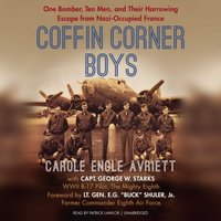Coffin Corner Boys - Carole Engle Avriett - audiobook