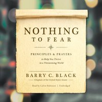 Nothing to Fear - Barry C. Black - audiobook
