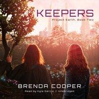 Keepers - Brenda Cooper - audiobook