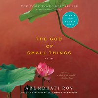 God of Small Things - Arundhati Roy - audiobook