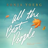 All the Best People - Sonja Yoerg - audiobook