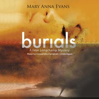 Burials - Mary Anna Evans - audiobook