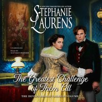 Greatest Challenge of Them All - Stephanie Laurens - audiobook