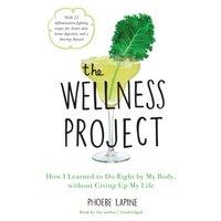 Wellness Project - Phoebe Lapine - audiobook