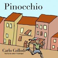 Pinocchio - Carlo Collodi - audiobook