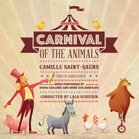 Carnival of the Animals - Camille Saint-Saens - audiobook
