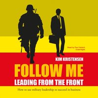 Follow Me - Kim Kristensen - audiobook