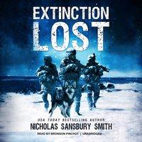 Extinction Lost - Nicholas Sansbury Smith - audiobook