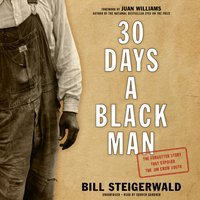30 Days a Black Man - Bill Steigerwald - audiobook