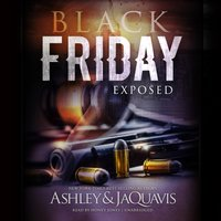Black Friday - Ashley JaQuavis - audiobook
