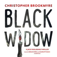 Black Widow - Christopher Brookmyre - audiobook