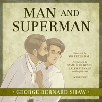 Man and Superman - George Bernard Shaw - audiobook