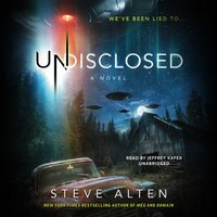 Undisclosed - Steve Alten - audiobook