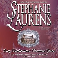 Lady Osbaldestone's Christmas Goose - Stephanie Laurens - audiobook