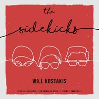 Sidekicks - Will Kostakis - audiobook