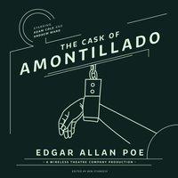 Cask of Amontillado - Edgar Allan Poe - audiobook