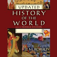 History of the World (Updated) - J. M. Roberts - audiobook