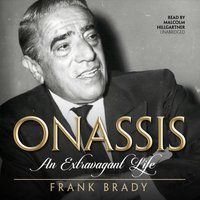 Onassis - Frank Brady - audiobook