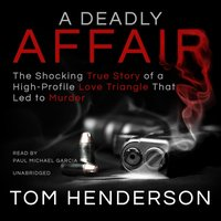 Deadly Affair - Tom Henderson - audiobook