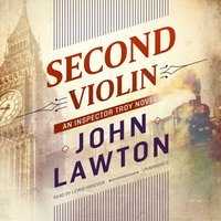Second Violin - John Lawton - audiobook