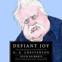 Defiant Joy - Kevin Belmonte - audiobook