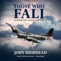 Those Who Fall - John Muirhead - audiobook
