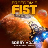 Freedom's Fist - Bobby Adair - audiobook