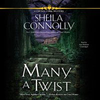 Many a Twist - Sheila Connolly - audiobook