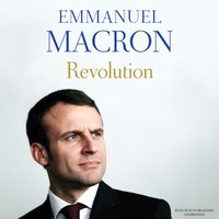 Revolution - Emmanuel Macron - audiobook