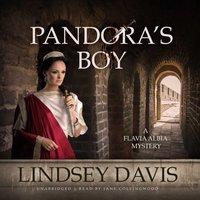 Pandora's Boy - Lindsey Davis - audiobook