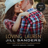 Loving Lauren - Jill Sanders - audiobook