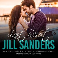 Last Resort - Jill Sanders - audiobook