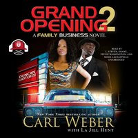Grand Opening 2 - Carl Weber - audiobook