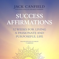 Success Affirmations - Jack Canfield - audiobook