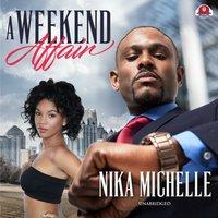 Weekend Affair - Noelle Vella - audiobook