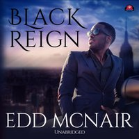 Black Reign - Edd McNair - audiobook
