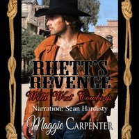 Rhett's Revenge - Maggie Carpenter - audiobook
