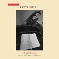 Devotion - Patti Smith - audiobook