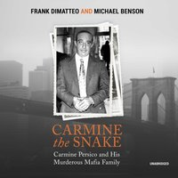 Carmine the Snake - Frank DiMatteo - audiobook