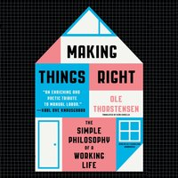 Making Things Right - Ole Thorstensen - audiobook